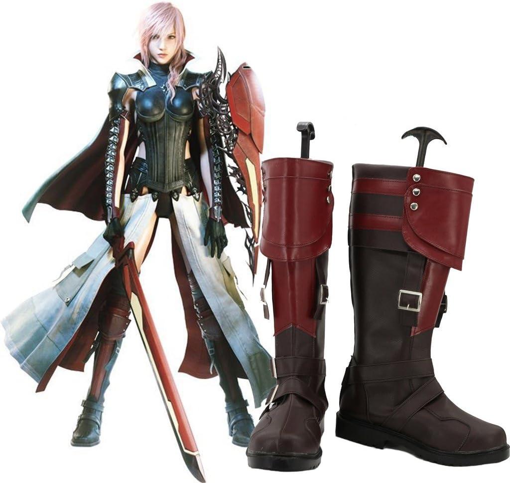 Final Fantasy Cosplay Lightning Returns Final Fantasy XIII Lightning Costume D