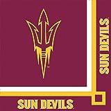 Creative Converting Arizona State Sun Devils Beverage Napkins, 20-Count