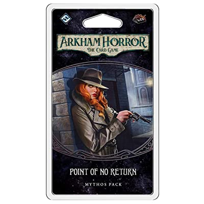 Fantasy Flight Games Arkham Horror LCG: Point of No Return Mythos Pack, Various (AHC42): Toys & Games