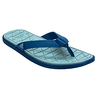 11d7c4c2499e9 adidas Men s Caverock Flip Flops in Blue  Amazon.co.uk  Shoes   Bags