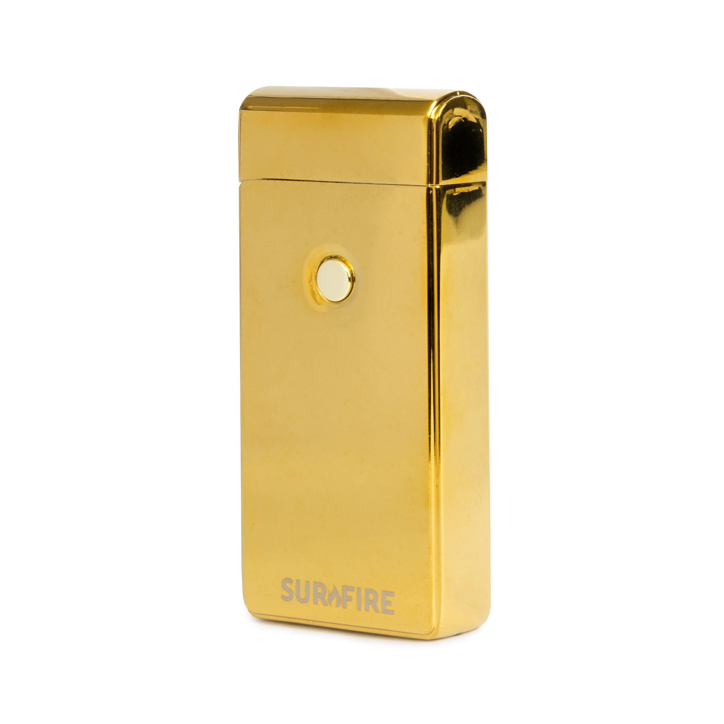 SurFire Windproof Dual Arc USB Rechargeable Plasma Lighter (Medallion)