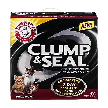 Amazon.com: Arenera de gatos de Arm & Hammer amontonar y ...