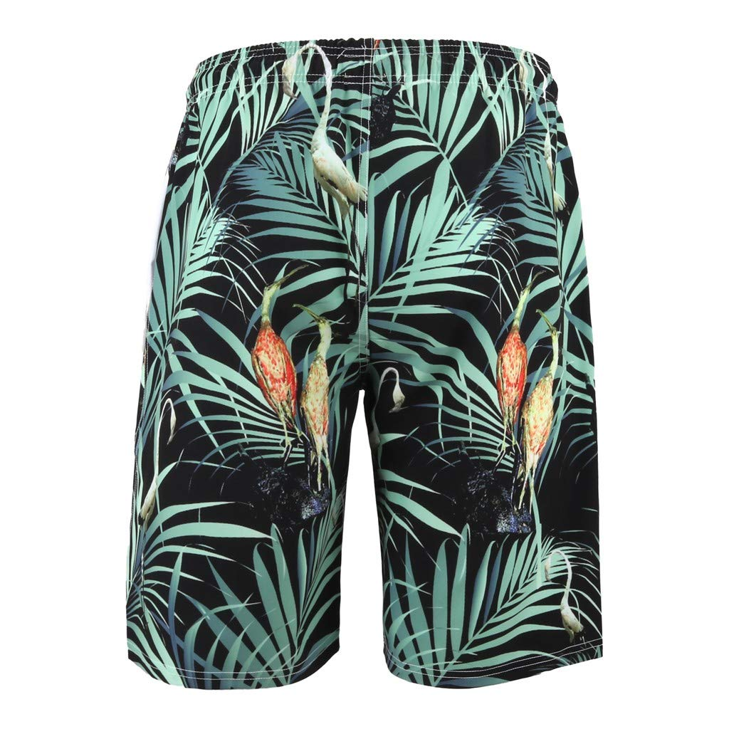 bcf5d440e1441 Amazon.com: Simayixx Bathing Suits Mens 3D Printed Funny Swim Trunks Quick  Dry Beachwear Sport Running Swim Board Shorts Mesh Lining Black: Clothing