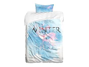 Cool Bedding Game Of Thrones Bettdeckenbezug Winter Is Coming