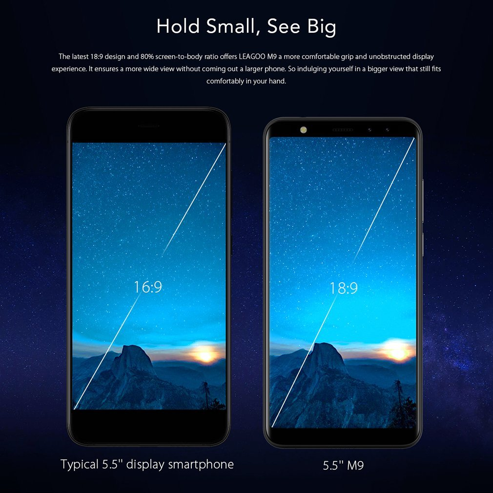 Smartphone Libre de 5.5