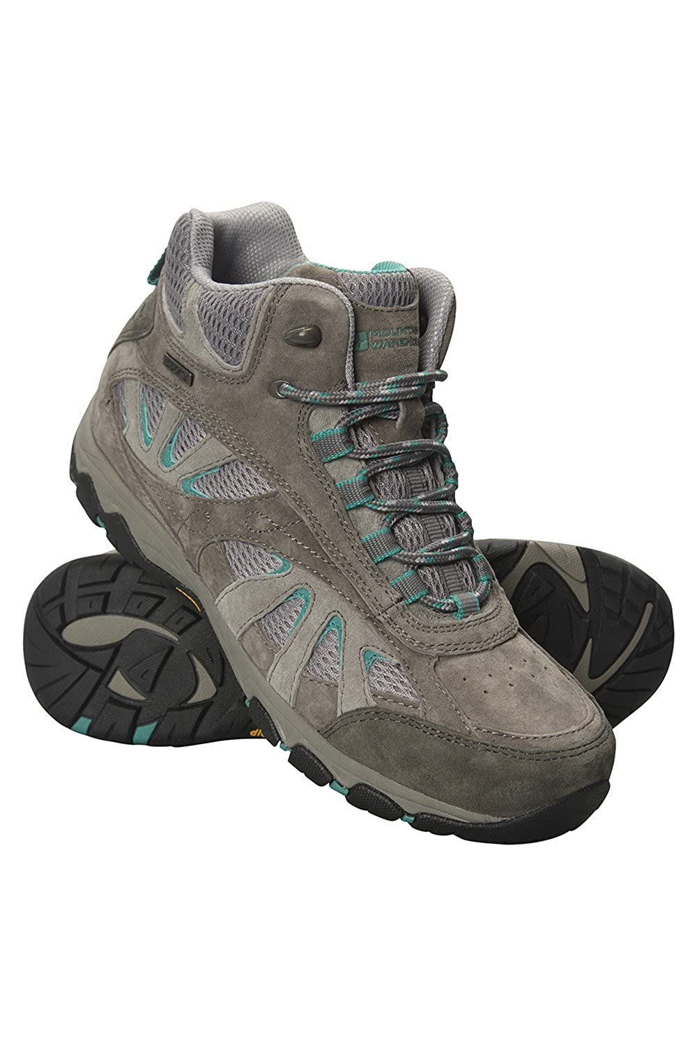Mountain Warehouse Summit Womens Boots -Waterproof Ladies Shoes