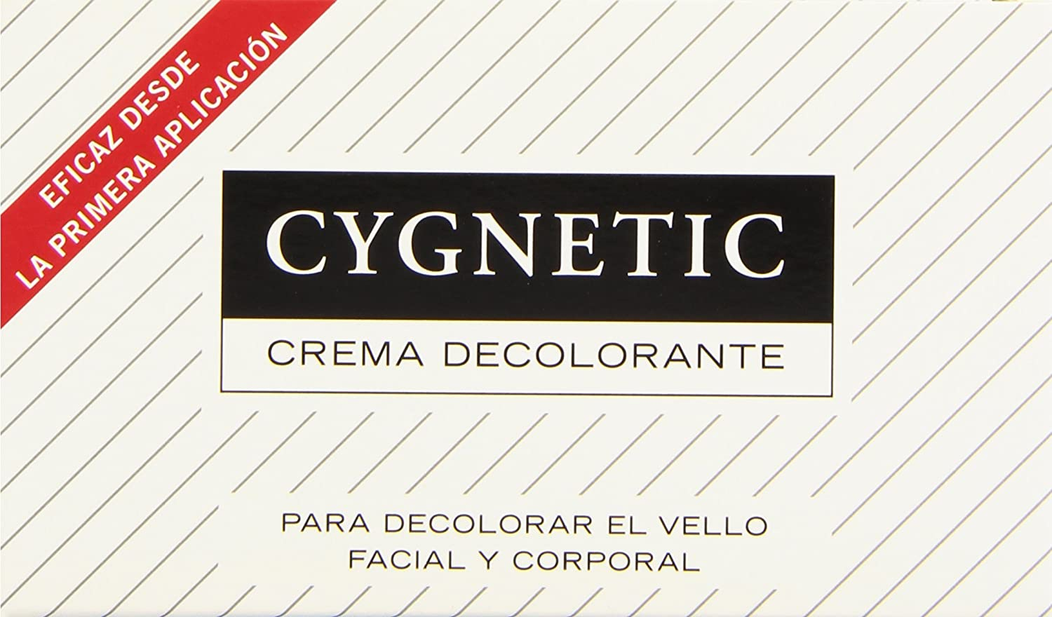 Cygnetic, Decolorante para pelo - 2 de 50 ml. (Total 100 ml.): Amazon.es: Belleza