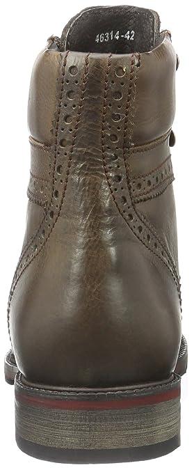 46314, Rangers Boots Homme, Marron (Brown), 44 EUXti