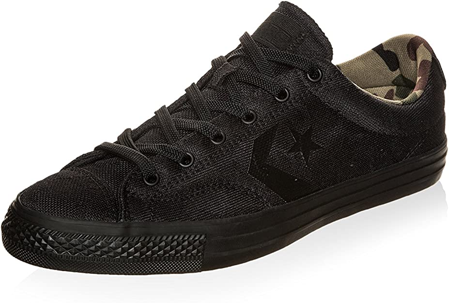Converse Star Player Premium Suede Ox Homme Baskets Mode ...