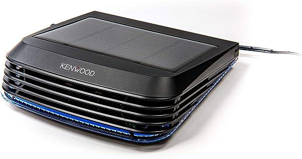 KENWOOD(ケンウッド) 除菌消臭 低濃度オゾン発生器 ソーラータイプ DC12V/24V・USB対応 フィルターレス・ファンレス CAX-DS01