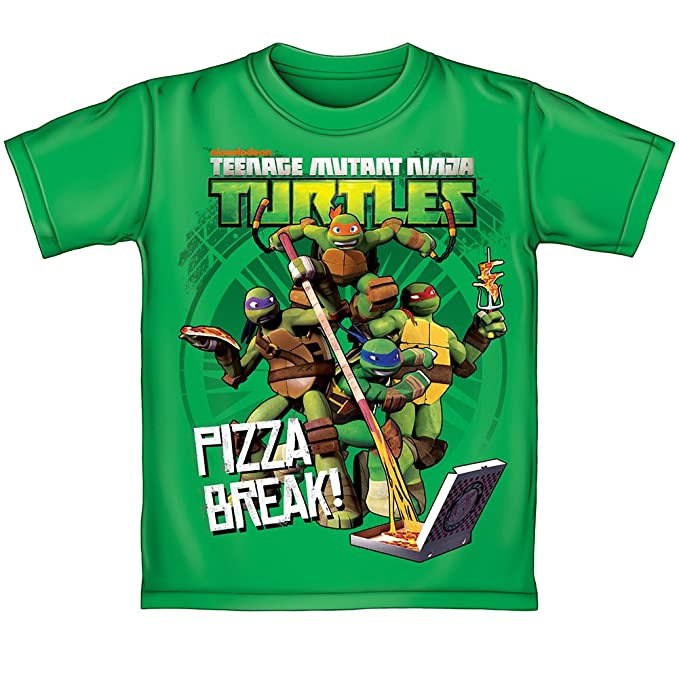 Amazon.com: Teenage Mutant Ninja Turtles Juventud playera ...