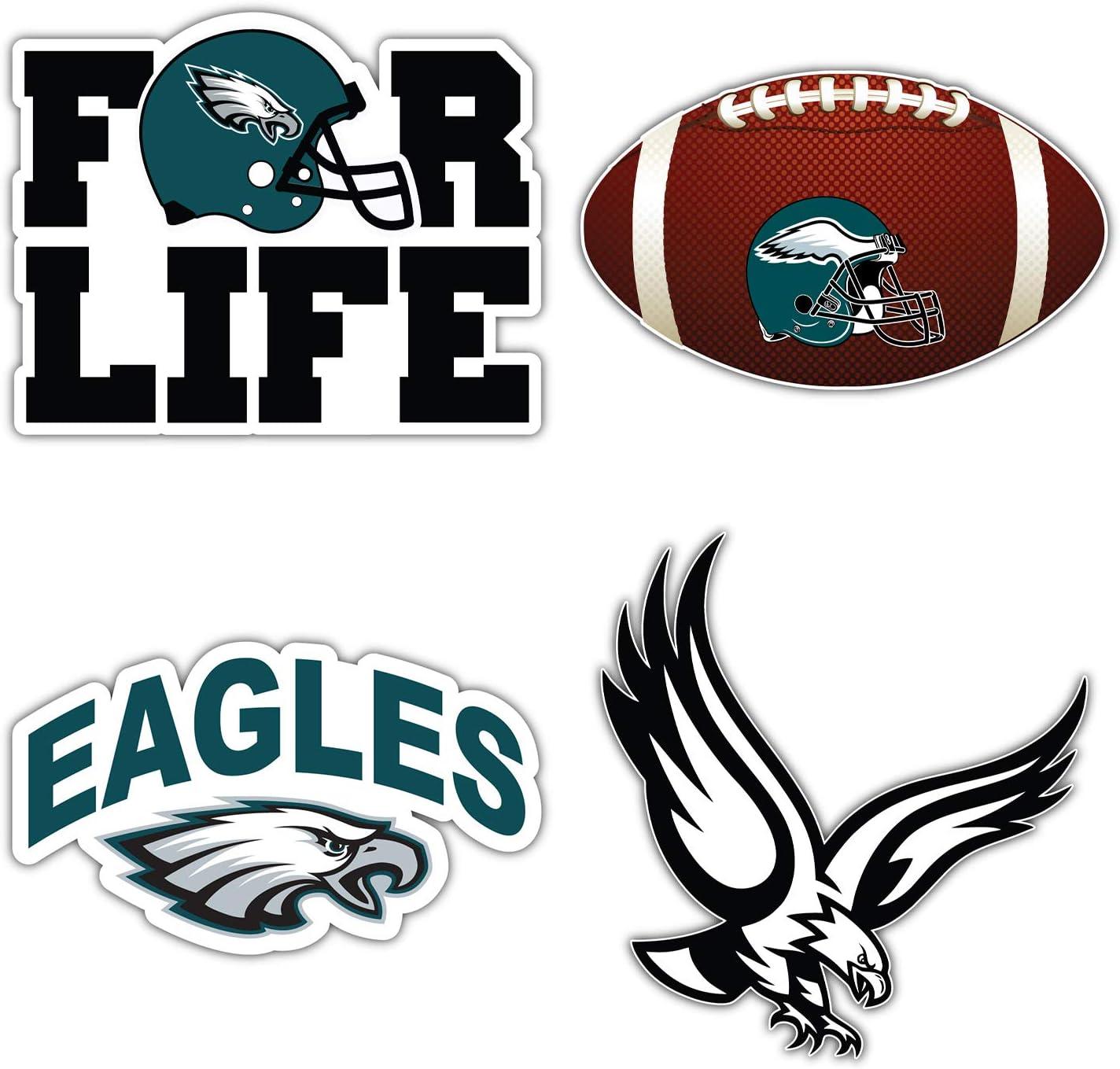 Eagles football car Truck window wall vinyl sticker decal Philadelphia