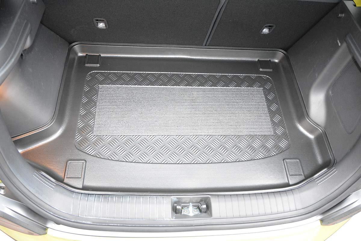 Specifica per la Tua Auto MTM Vasca Baule su Misura cod Protezione Bagagliaio con Antiscivolo 7595 Utilizzo*: Tutte Le Versioni