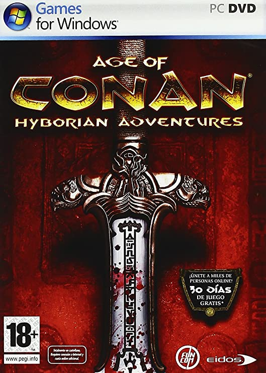 Age Of Conan:Hyborian Adv./Pc: Amazon.es: Productos para mascotas