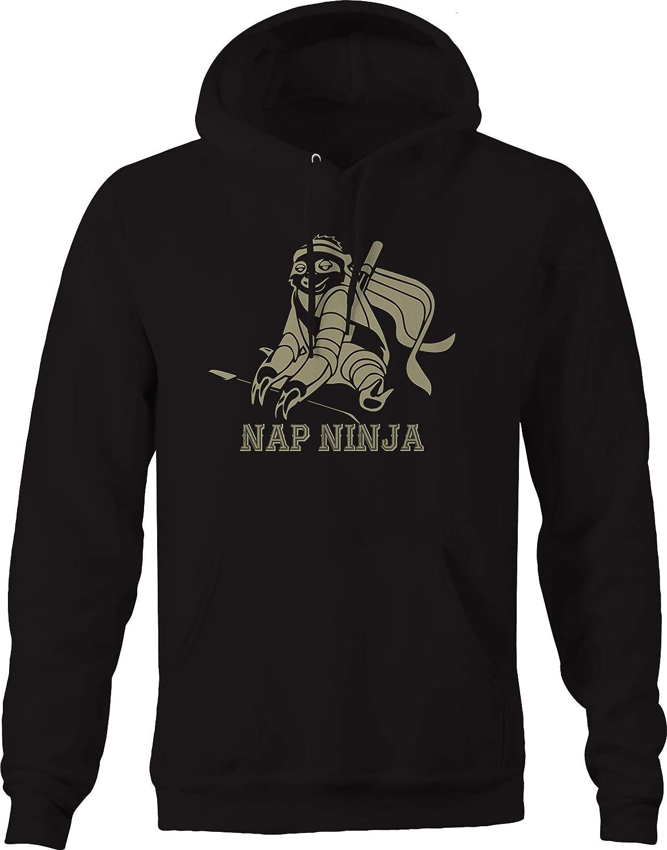 Nap Ninja Tree Sloth Funny Sweatshirt