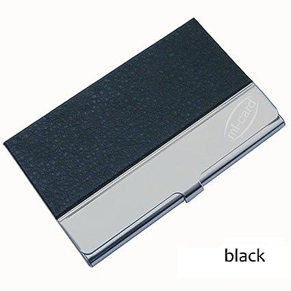 new product 6673d 25bea Amazon.com : BUSINESS CARD HOLDER - Unique Designer Modern Multi ...