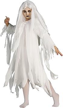 Rubbies - Disfraz de fantasma para niña, talla M (883816M ...