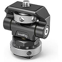SmallRig Mini Cold Shoe Stand Camera Monitor Mount 170 Degree Upper Rotation 360 Degree Base Rotation - 2905