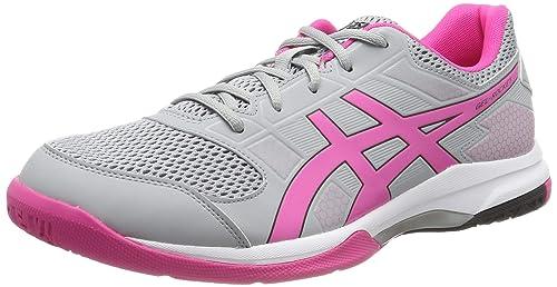 Bueno Mujer Asics Gel Rocket 7 Zapatillas De Voleibol
