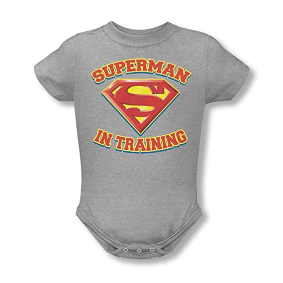 Superman - Polo - para niño Gris 18 Meses: Amazon.es: Ropa y ...