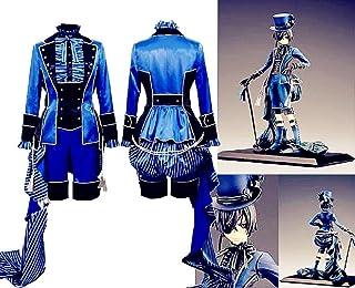 Black Butler Kuroshitsuji Ciel Manga cosplay costume cosplay costume
