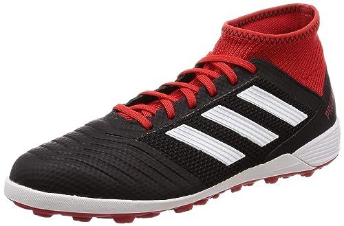 the latest 0b43c e47f0 Adidas Predator Tango 18.3 Tf, Scarpe da Calcio Uomo, Nero  Cblack Ftwwht Solred, 42 2 3 EU  Amazon.it  Scarpe e borse