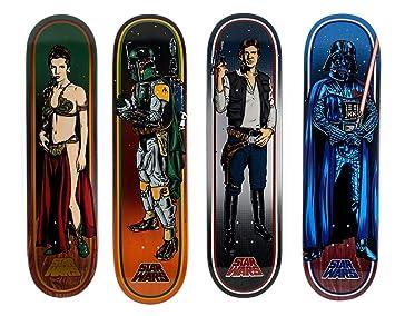 1995f886700729 Star Wars Santa Cruz Skateboard Deck Collection Boba Fett