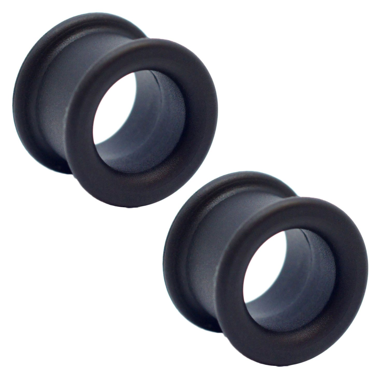 Pair of Silicone Double Flared Eyelets: 3/4