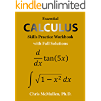 Essential Calculus Skills Practice Workbook with Full Solutions (English Edition)