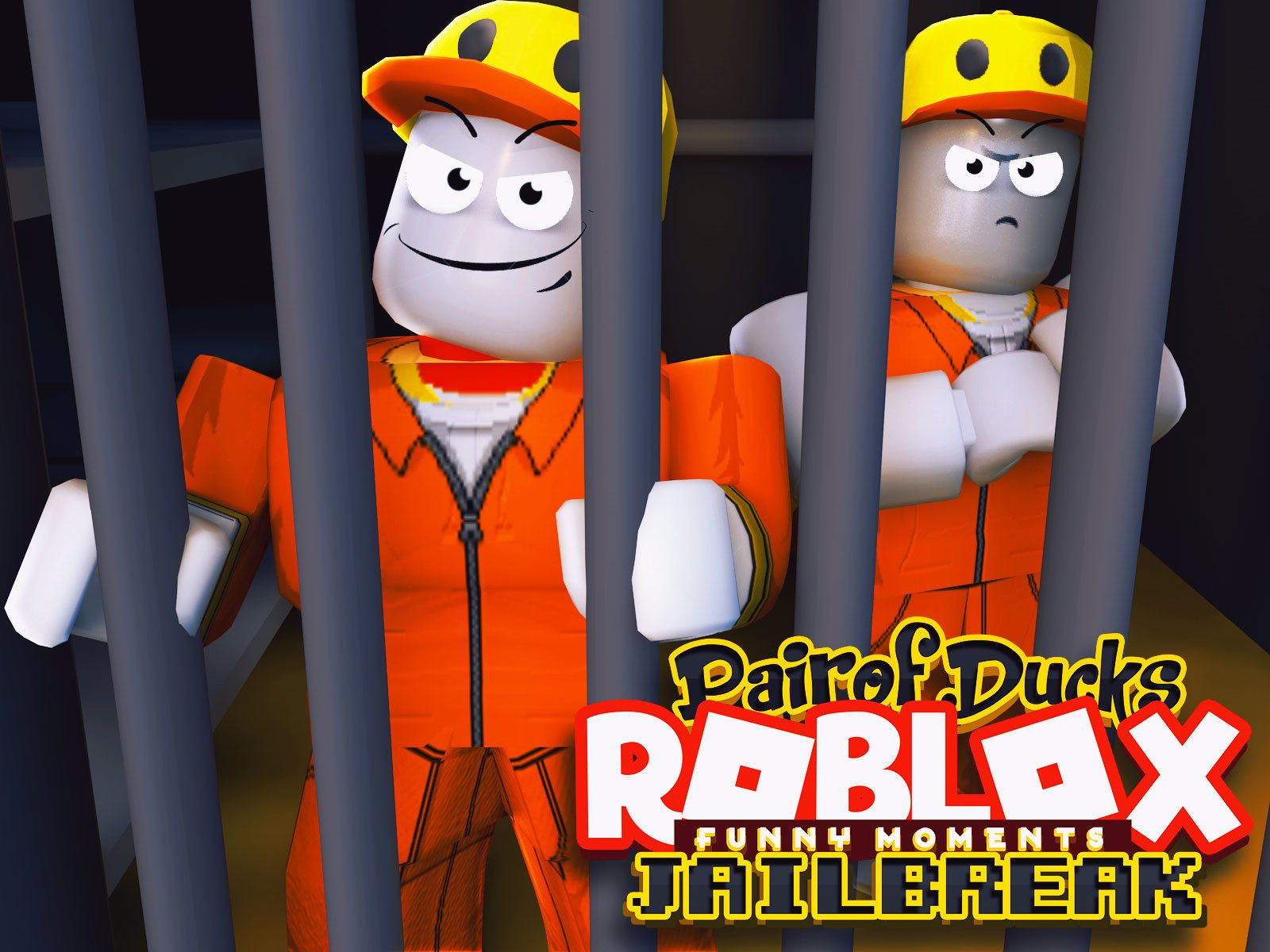Amazoncom Watch Roblox Jailbreak Pairofducks Funny Moments