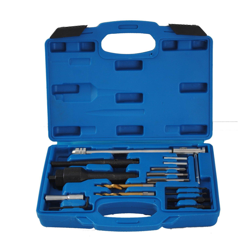 Glow Plug Removal Thread Repair Tool Kit M8 M10