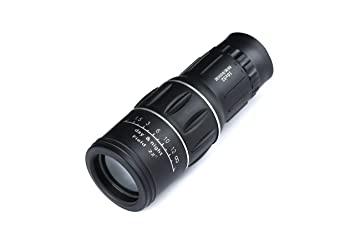 Amazon.com : bow 16x52 monocular telescope low light night vision