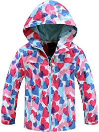 Girls Coats Amp Jackets Amazon Ca