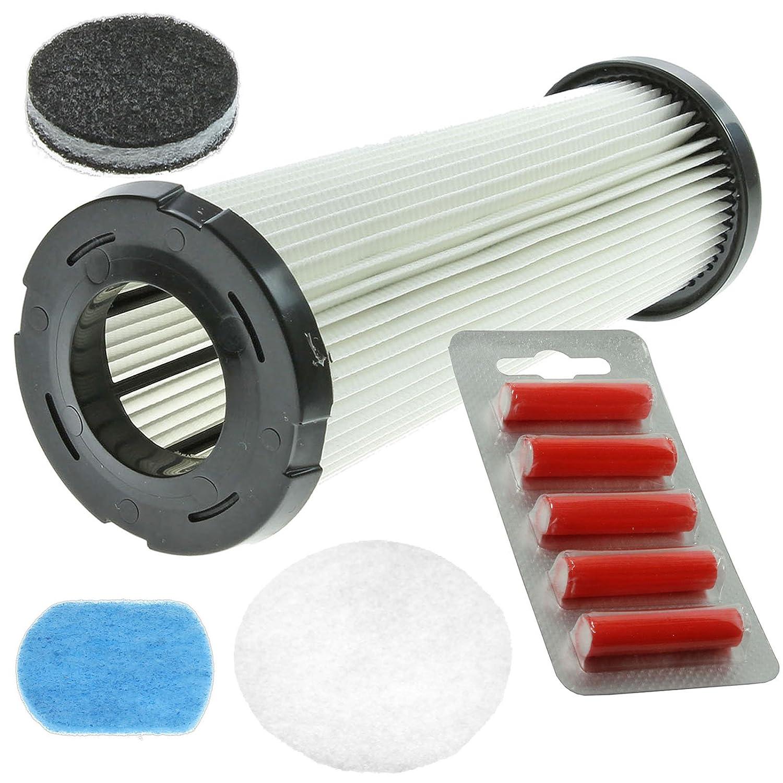 compatibile con Power /& Pet 3 4 5 6 Kit di servizio filtro completo SPARES2GO HEPA e deodoranti per aspirapolvere VAX