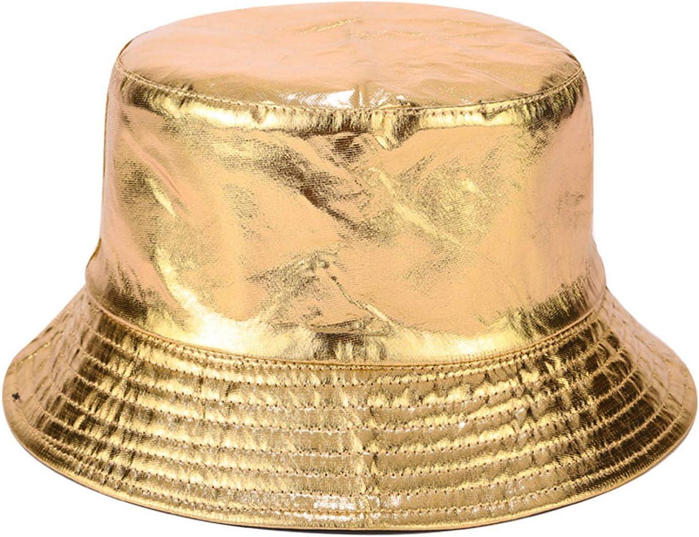 Joylife Metallic Bucket Hat...