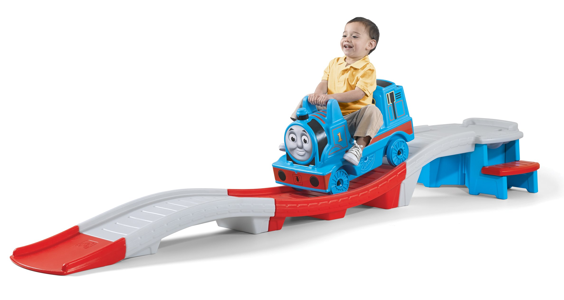 Step2 Thomas the Tank Engine Up and Down Roller Coaster by Step2 (Image #1)