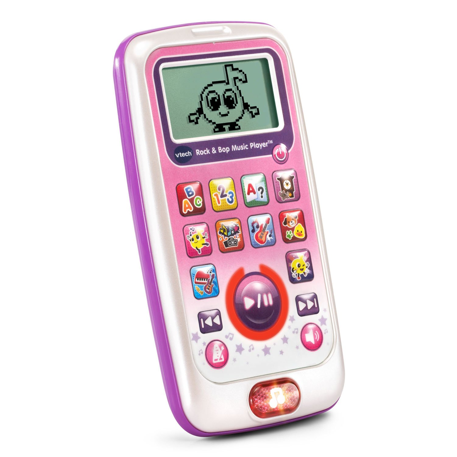 VTech Rock and Bop Music Player Amazon Exclusive, Pink by VTech (Image #2)