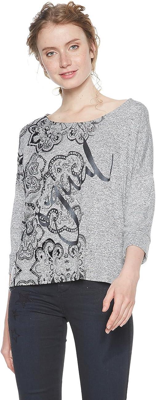 Desigual Nisa TS Camiseta para Mujer