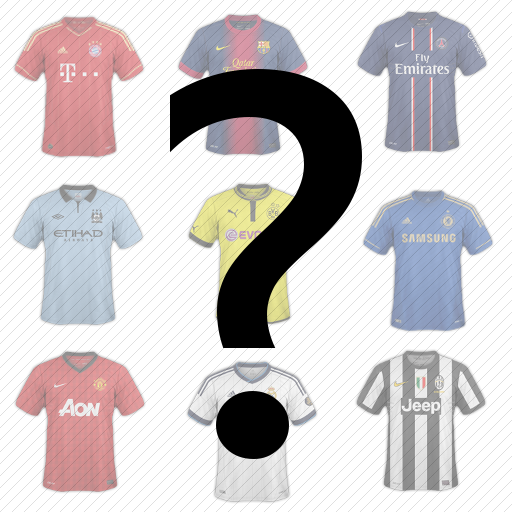 Football Kits Quiz ()