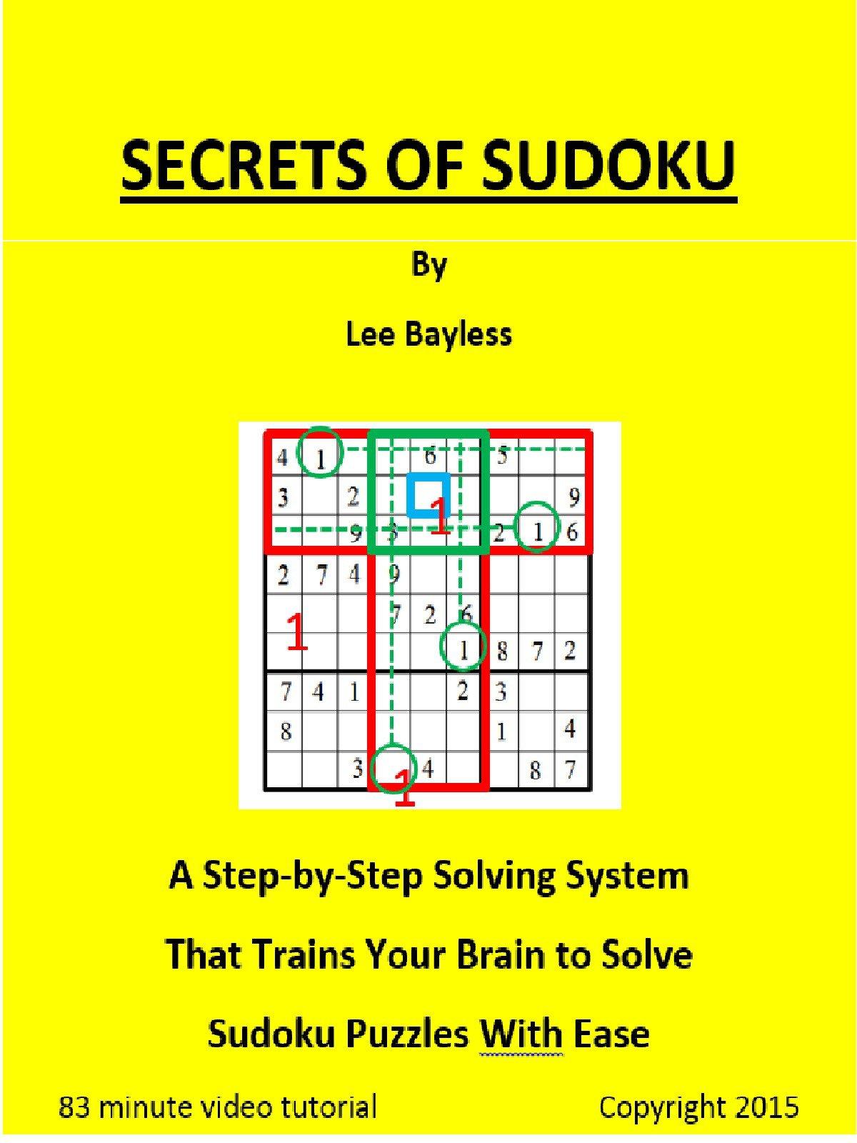 Amazon com: Secrets of Sudoku: Unavailable