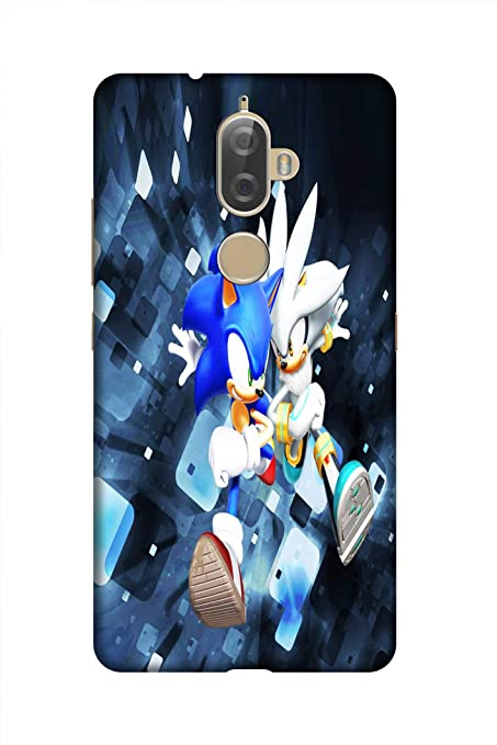 AMAN Tom and Jerry 3D Back Cover for Lenovo K8 Plus: Amazon