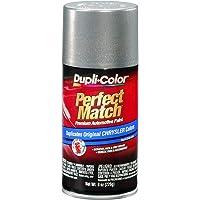 Dupli-Color (EBCC04177-6 PK) Bright Platinum Metallic Chrysler Perfect Match Automotive Paint - 8 oz. Aerosol, (Case of…
