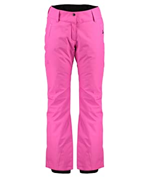Salomon Damen Skihose Strike Pant pink (315) L: