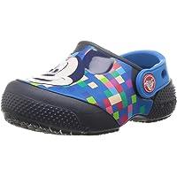 Crocs Unisex Kids FunLab Mickey Clog