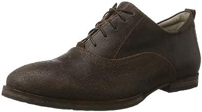 Guru, Chaussures derby homme - noir - Noir (00)Think