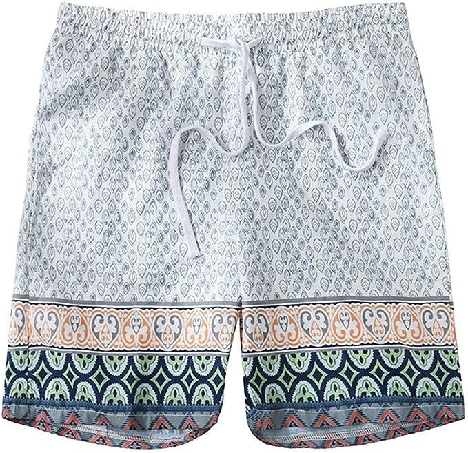 ICN&CVKX Pantalones Hombre, Moda de los Hombres Tablero Malla ...
