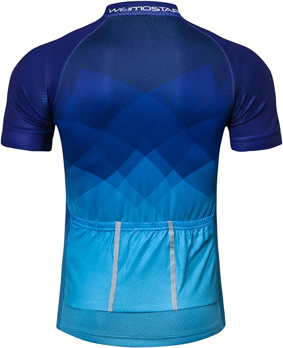 Men/'s Cycling Jersey MTB Bicycle Clothing Summer Short Sleeve Pro MTB Bike Outdoor Cycling Shirt Tops Jackets