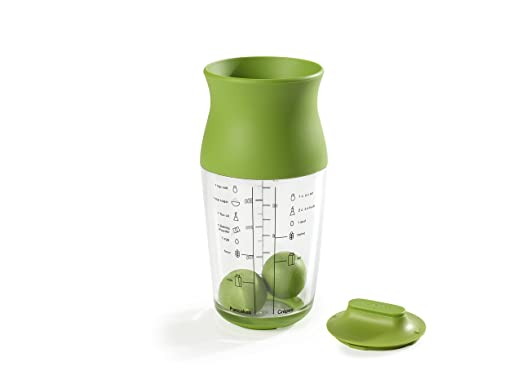 3 opinioni per Lekue batter Blender Smart Tool, verde