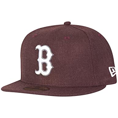 31bee4795ce New Era Seasonal Heather 59Fifty Cap BOSTON RED SOX Bordeaux