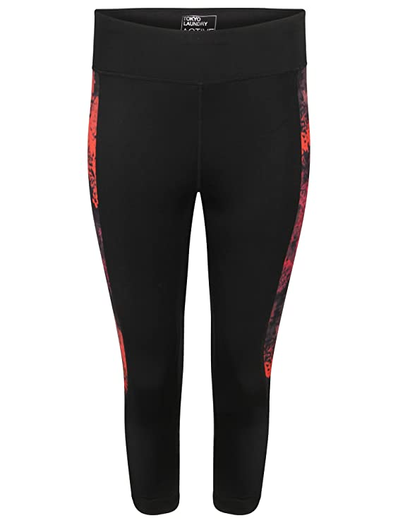 Tokyo Laundry Designer Womens Sports Tops Or Leggings Ladies Running  Activewear at Amazon Women s Clothing store  7084078c6e7